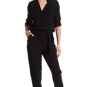 Frame Denim crepe jumpsuit
